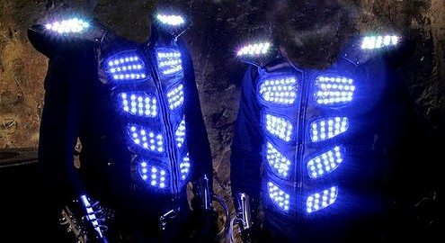 LED Panel Suits Impression2